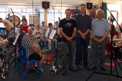Eagley CD Recording 30th June & 1st July 2018 (2)