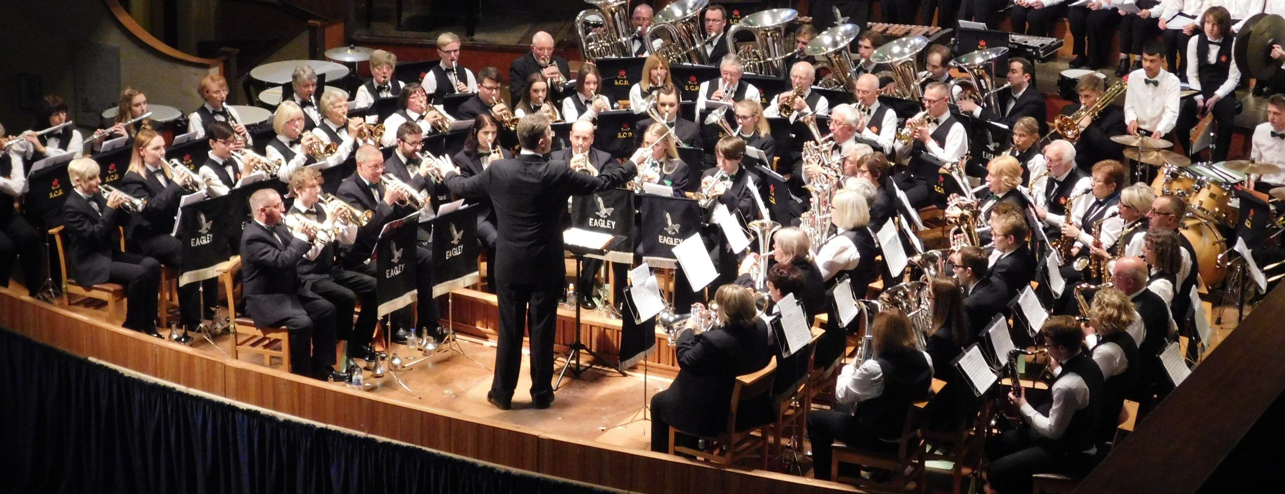 Header Image - Eagley Brass Band