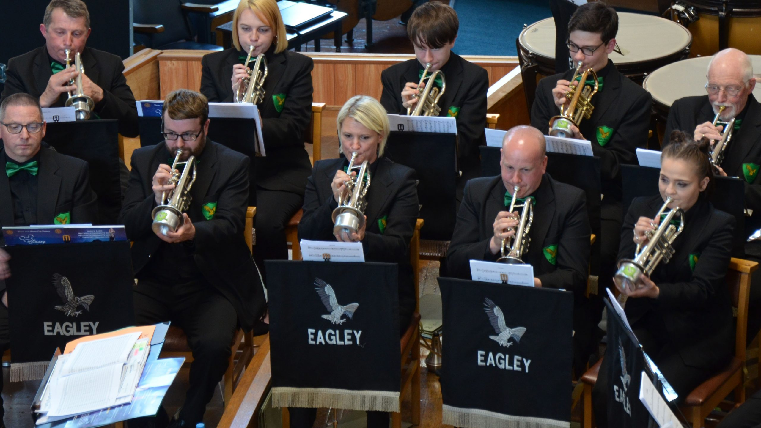 Header Image - Eagley Band